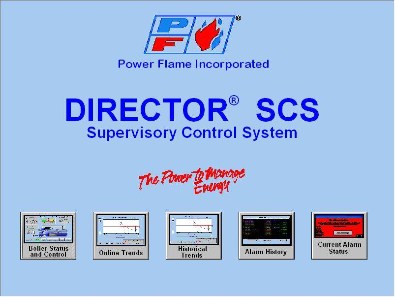 scs main screen burner director management boiler burners power flame power flame burner wiring schematic at creativeand.co